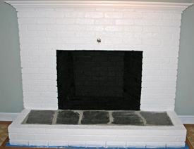 Fireplace Paint